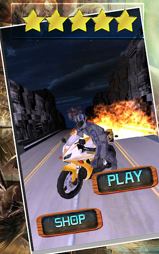 Extreme Moto Road Racers 3D