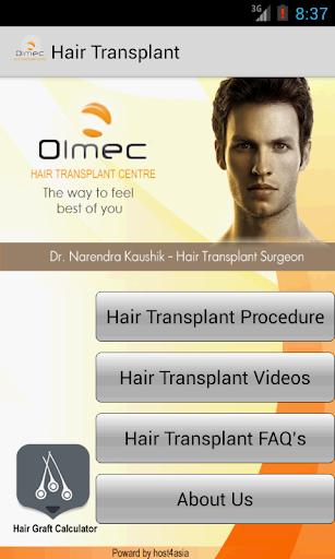 Hair Transplant Calculator