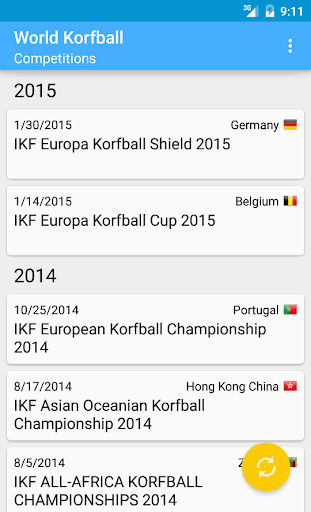 World Korfball