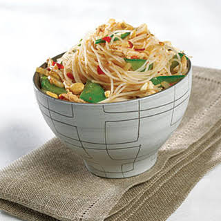 Thai Chicken and Noodles.