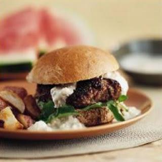 Pecan & Mushroom Burgers.