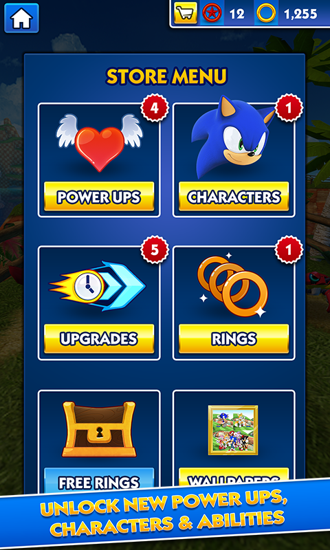 Sonic Dash screenshot #4