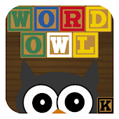 Word Owl's Word Search - Kindergarten Sight Words
