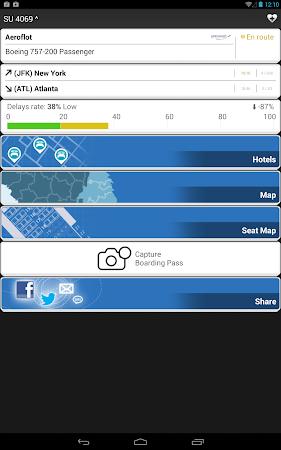 Airline Flight Status Tracking 1.7.5 screenshot 206391