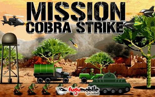 Game mission cobra strike apk for windows phone android for Cobra mission