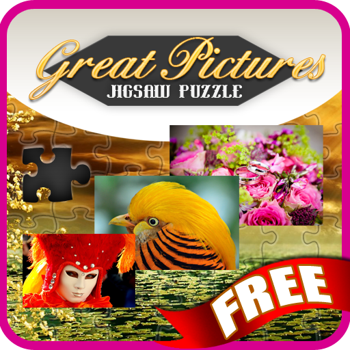 Great Pictures 1 Jigsaw LOGO-APP點子