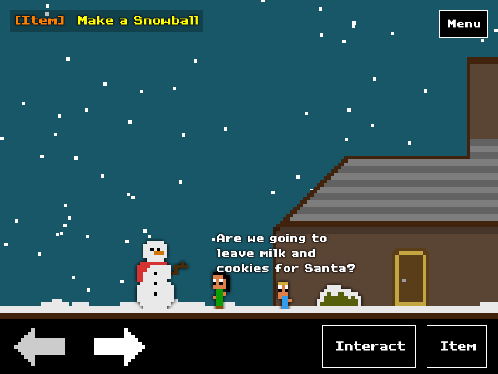 Quiet Christmas (Free) - screenshot