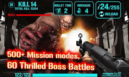 GUN ZOMBIE : HELLGATE- screenshot thumbnail