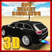 3D Desert SUV Safari Simulator