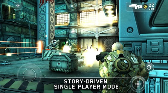 SHADOWGUN Screenshot 28