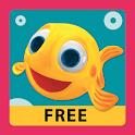 play&learn with MiniMini fish!