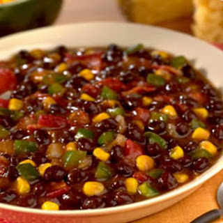 Jamaican Black Bean Chili