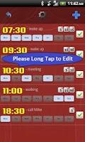 Screenshot of Smart Alarm Clock