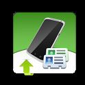شريط الشحن بالهوية Widget icon