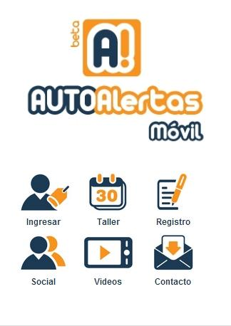 AUTO Alertas- screenshot