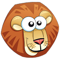 Savannah kids puzzle game icon