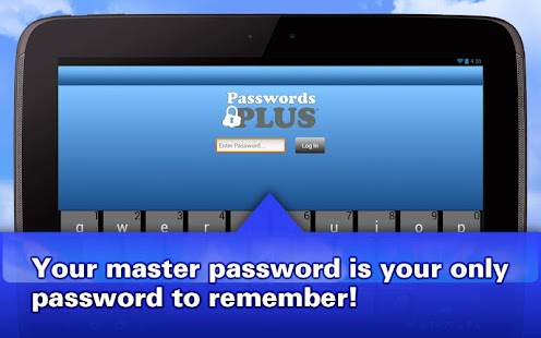 Passwords Plus - Safe Storage - screenshot thumbnail