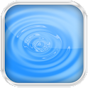 3D Water Ripple Effect LWP icon