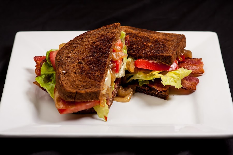 BLT by Nathan Isaksen - Food & Drink Plated Food ( blt, sandwich, yummy, delicious )