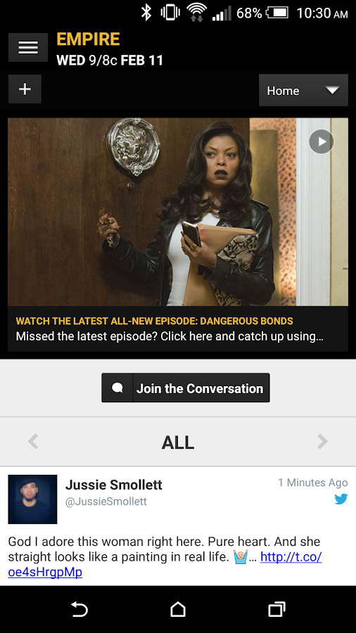 FOX NOW - screenshot