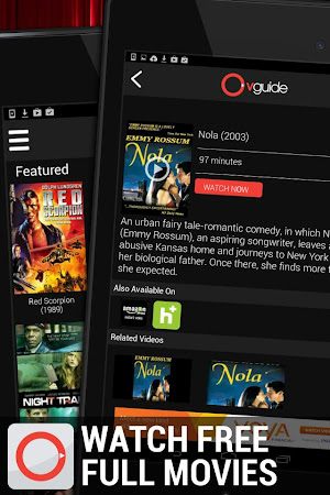 OVGuide - Free Movies & TV 3.3 screenshot 555015