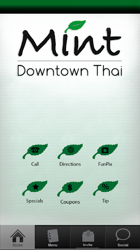 Mint Thai