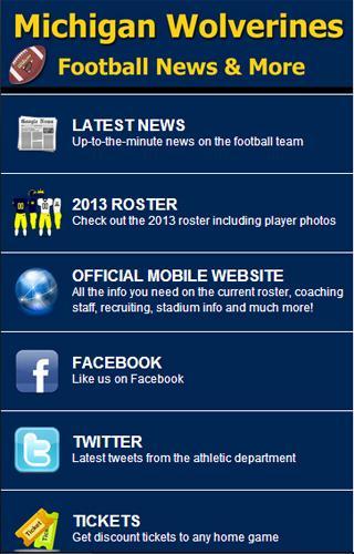 Michigan Football News
