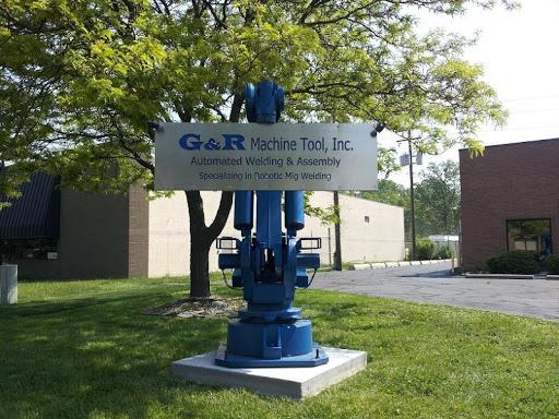 G R Machine Tool Inc