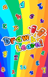 Draw and Learn- screenshot thumbnail