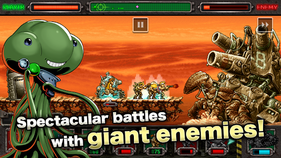 METAL SLUG DEFENSE Screenshot 22