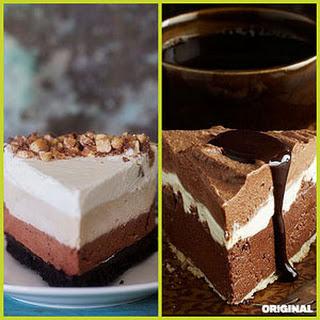 Triple Chocolate Silk Pie