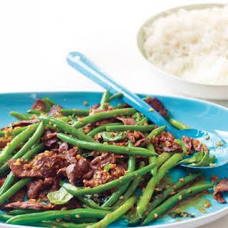 Thai Steak Stir-Fry.
