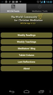 WCCM App 2- screenshot thumbnail