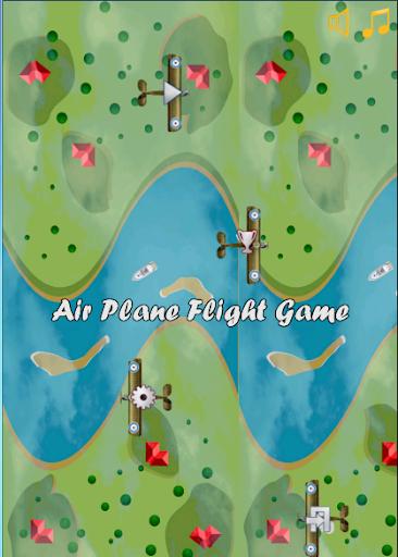 Air Plane Flight Game