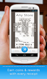 Receipt Hog - Receipts to Cash - screenshot thumbnail