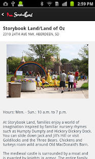 Storybook Land, Aberdeen SD - screenshot thumbnail