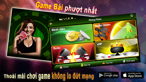 Game Bai: Tiến lên Chắn Phỏm