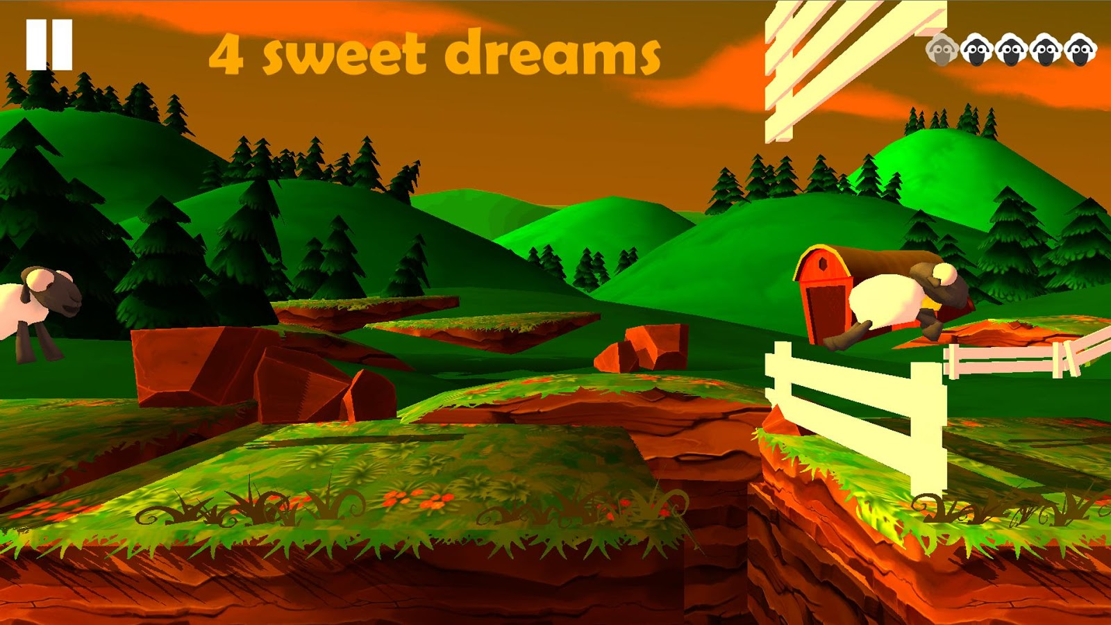 Sleepy Sheep- screenshot