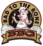 Logo for Bad to the Bone BBQ