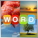 4 Pics 1 Word What's The Word icon