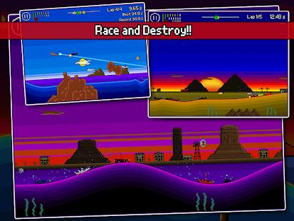 Pixel Boat Rush Screenshot 7