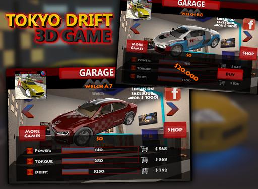 玩免費賽車遊戲APP|下載东京漂移3D街头赛车 app不用錢|硬是要APP