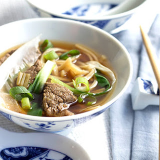 Chinese Beef Noodle Soup.