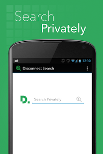 Disconnect Search- screenshot thumbnail