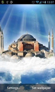 Hagia Sophia Live Wallpaper- screenshot thumbnail