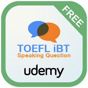 Speaking Course For TOEFL iBT Icon