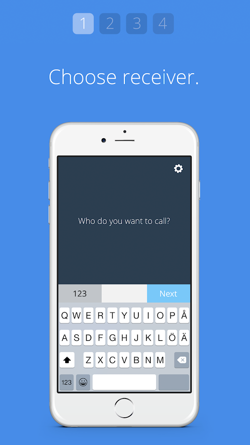 Calltag - tag your calls- screenshot