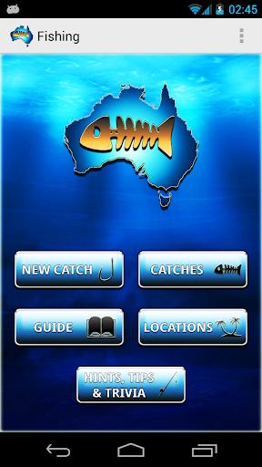 The Australian Fishing App