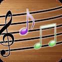 Reading sheet music Game icon