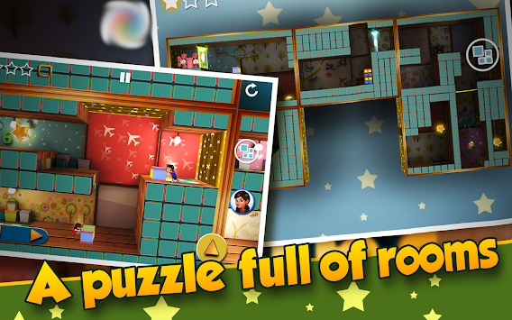Lost Twins - A Surreal Puzzler APK screenshot thumbnail 18
